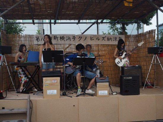 測器バンド1